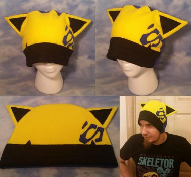 Celty Hat Durarara Fleece by HatcoreHats
