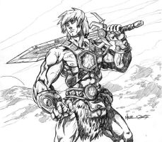 he man by markerguru