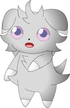 Espurr by NIGHTSandTAILSFAN