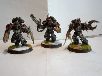 Nurgle Possessed pic 1 by Dible