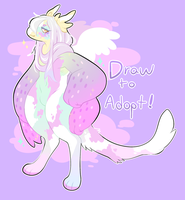 Lavender Angel - DTA (ENDS AT 11PM JULY 29TH) !!! by buffbears