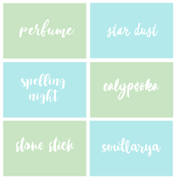 Font Pack #5 by wildfireresources by wildfireresources