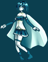 Sayaka by WeEatBrains