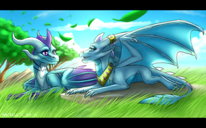 Old friends by aacrell