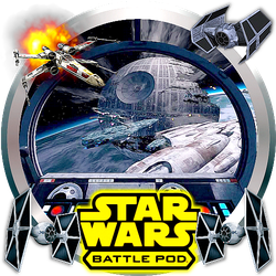 Star Wars Battle Pod by POOTERMAN
