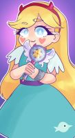 Star Butterfly || Fanart by nebusagi
