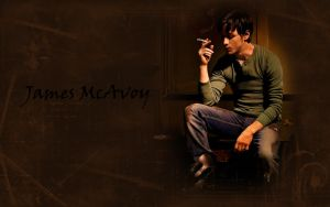 James McAvoy by wallpapergirl92