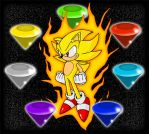 Super Sonic 2006 by TheStiv