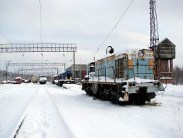 After the accident at Chernobyl NPP 14 by Bobrbor