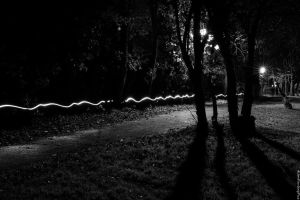 Simple Trails by Mincingyoda