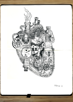 Heart Machine by Das-Pfanntom