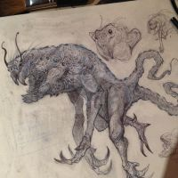 Creature Design 7 Details Defined by ATouchOfConcept