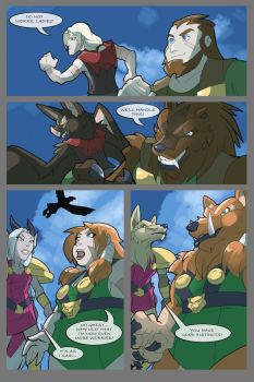 VARULV Issue 5 - Page 4 by dawnbest