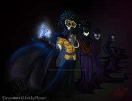 What lies, Behind the Mask? :Ultima by DreamWithinTheHeart