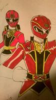 Legend Rangers concept no. MCMXXXVIII by DynamicSavior
