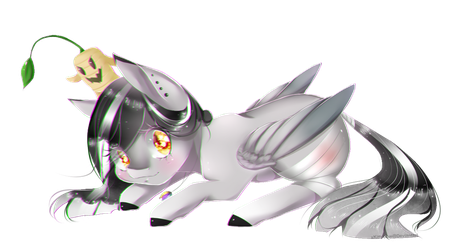 CopyCat | Chibi MLP Commission by xKittyblue