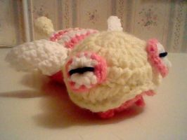 Crochet Shiny Dunsparce