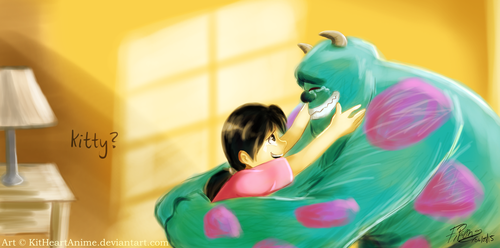 I Knew You Were Real by KitHeartAnime