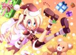 Merry Christmas Melody Notes by PixiTales