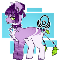 Sparkling Kunzite | Auction (CLOSED) by Scaevitas