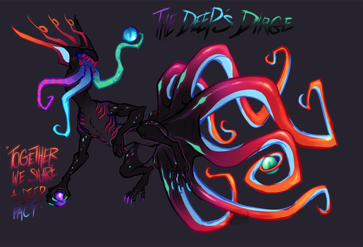 {OTA} The Deep's Dirge [CLOSED] by WellHidden