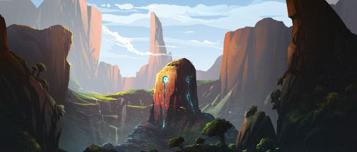 Canyon by PapaOurs