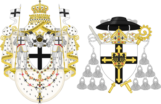 State of the Teutonic Order by TiltschMaster
