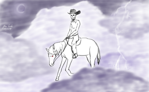 Jun 28th: Ghost Riders In The Sky by pro-mole
