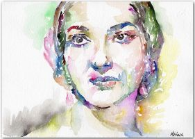 Maria Callas by MarinaSotiriou