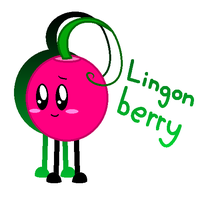 Lingonberry by SkyMeowCute