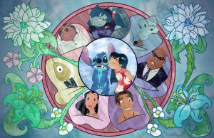 Lilo and Stitch by Realtoons527