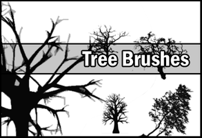 Tree brush by Faeth-design