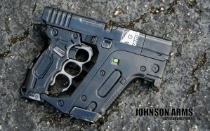 ARES ARMS Themed Pistol Prop by JohnsonArmsProps