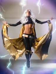 Storm - X Men by MadRakele