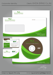 Corporate Identity by tieuthienung