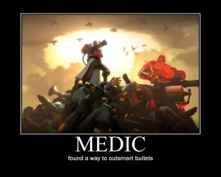 Motivational Medic by BluTeamMedic