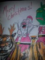 merry christmas uncle grandpa by mistresscarrie
