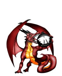 Dragon Color Shaded Copy by UncannyBruceman