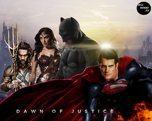 DAWN OF JUSTICE by Redhood2343