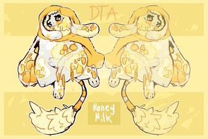 -closed(judging)- DTA  honeymilk poochie by cactos