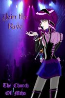 Join The Rave... by cutelildrow