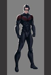 Nightwing by wanderingstreet