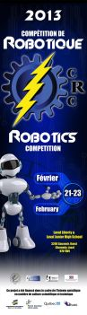 Robotics Competition Banner by Risea