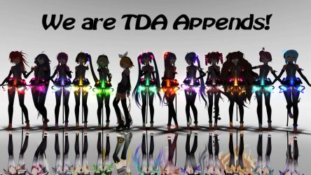 We are TDA Appends! by tdok577
