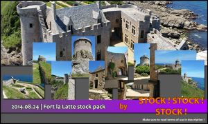 2014.06.12 | Fort la Latte stock pack by Stock-Stock-Stock