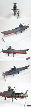 WIP: Space battleship Yamato by enc86