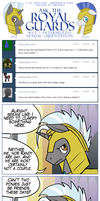 Ask the Royal Guards #3.5 by TariToons