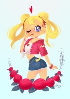 USAGI by lujus