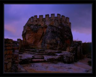 Penela Castle by FilipaGrilo