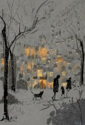 Morning wake up warm up sketch by PascalCampion